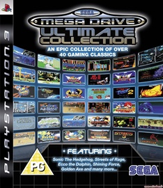 Sega MegaDrive Ultimate Collection PS3