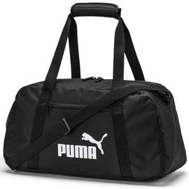 Puma Phase Sports Bag 075722 01 Black