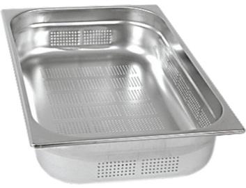 Stalgast G/n Perforated Food Pan 1/1 5l
