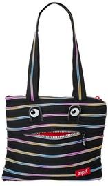 ZIPIT Monster Tote Bag Black