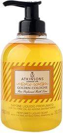 Жидкое мыло Atkinsons Golden Cologne 300, 0.3 л