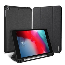 Futrālis Dux Ducis Domo Tablet Cover For Apple iPad Mini 2019 Black