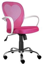 Bērnu krēsls Signal Meble Daisy Pink