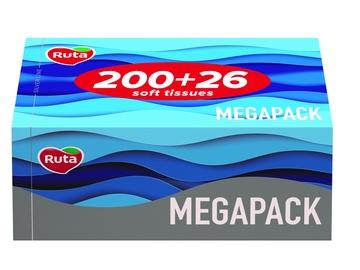 Salvetes Rūta Megapack, 226 gab.