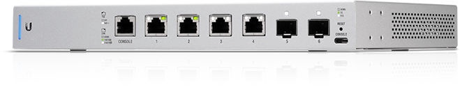 Ubiquiti UniFi Switch 6 XG PoE