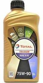 Transmisijas eļļa Total Traxium Dual 9 FE 75W - 90, transmisijas, vieglajam auto, 1 l