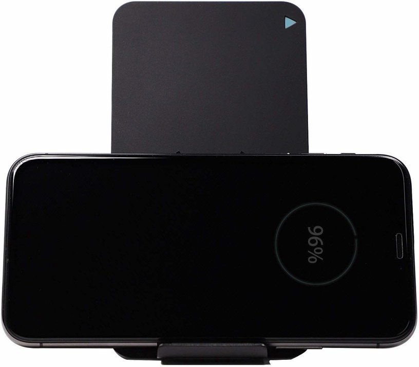 4smarts Voltbeam Evo Wireless Fast Charger Black