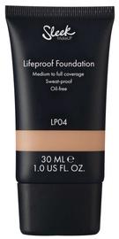 Tonizējošais krēms Sleek MakeUP MakeUP Lifeproof Foundation LP04 LP04, 30 ml