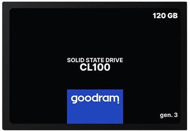 Жесткий диск (SSD) Goodram CL100, SSD, 120 GB
