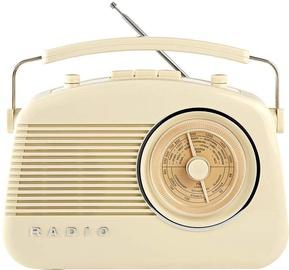 Переносной радиоприемник Nedis RDFM5000 Beige