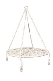 Šūpuļtīkls-krēsls Besk Hammock White