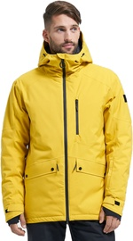 Audimas Mens Ski Jacket Yellow XL