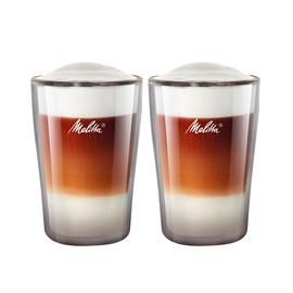 Krūzīte Melitta Latte Macchiato Glasses 300ml 2pcs