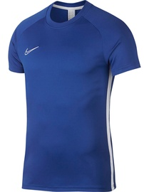Nike Men's T-shirt Academy SS Top AJ9996 480 Blue XL