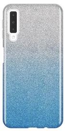 Wozinsky Glitter Shining Back Case For Samsung Galaxy A7 A750 Blue