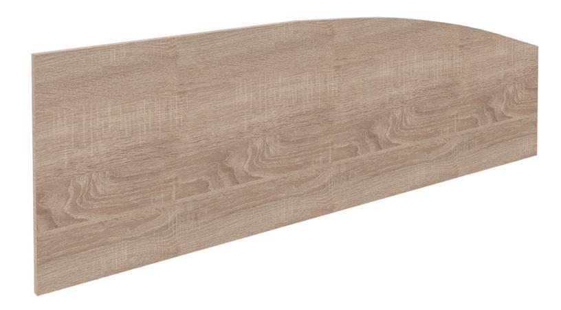 Skyland Simple SQ-1400 Privacy Divider 160x45cm Sonoma Oak