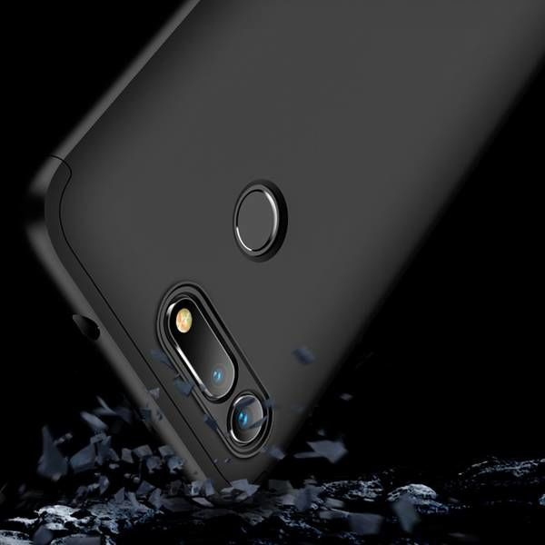 GKK 360 Protection Case For Huawei Honor View 20 Black