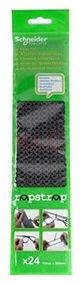Schneider Electric RapStrap Cable Tie Black 24 pcs