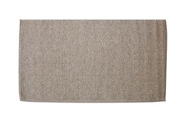 Vannas istabas paklājs Saniplast Tecla 410109, brūna, 900 mm x 550 mm