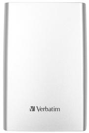 Verbatim 500GB Store 'n' Go Ultra Slim USB 3.0 Silver 023942530213