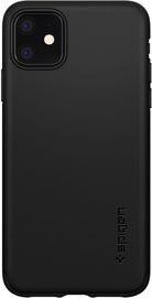 Spigen Thin Fit Classic Back Case For Apple iPhone 11 Black
