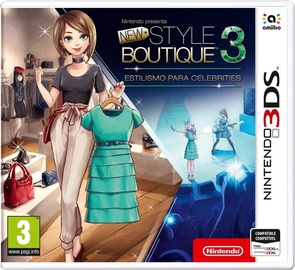 Игра New Style Boutique 3 - Styling Star 3DS
