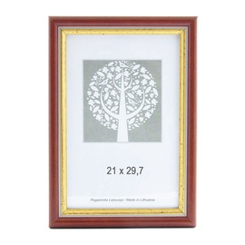 SN Photo Frame 21x29.7cm Red Brown