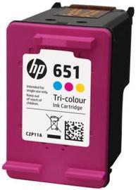 HP 651 Tri-Color C/M/Y