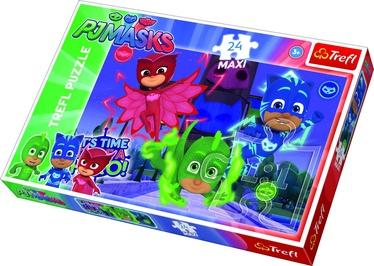 Trefl Maxi Puzzle PJ Masks 24pcs 14262