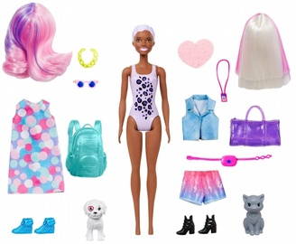 Mattel Barbie Color Reveal Doll Set Carnival To Concert Reveal GPD57