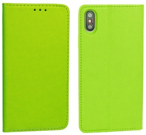 TakeMe Smart Magnetic Fix Book Case For Samsung Galaxy A50 Green