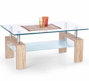 Kafijas galdiņš Halmar Diana Intro San Remo Oak, 1000x600x450 mm