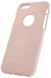 Mercury Soft Surface Back Case For Huawei P10 Lite Pink Sand