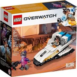Конструктор LEGO Overwatch Tracer VS Widowmaker 75970