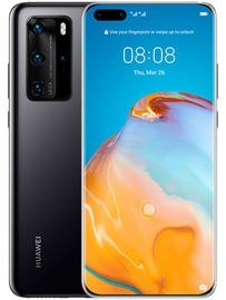 Mobilais telefons Huawei P40 Pro 256 GB, melna, 8GB/256GB