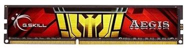 Operatīvā atmiņa (RAM) G.SKILL Aegis F3-1333C9S-8GIS DDR3 8 GB