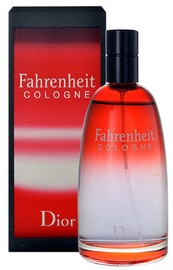 Odekolons Christian Dior Fahrenheit 125ml Cologne