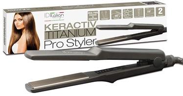 Выпрямитель для волос Italian Design Keractiv Titanium Pro