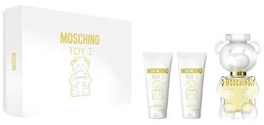 Parfimērijas ūdens Moschino Toy 2 50 ml EDP + 50 ml Ķermeņa losjons + 50 ml Dušas želeja