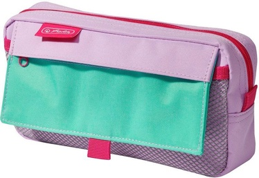 Herlitz Pencil Pouch With 2 Add.Bags Pastel