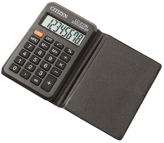 Citizen Office Calculator LC-210N