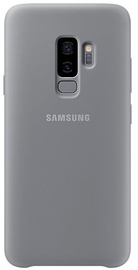 Samsung Silicone Cover For Samsung Galaxy S9 Plus Gray