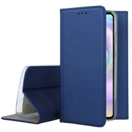 Mocco Smart Magnet Book Case For Samsung Galaxy S20 FE Blue