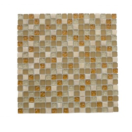 SN Mosaics A2010 Brown 30x30cm