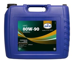 Eurol HPG GL5 80W90 Mineral Oil 20L