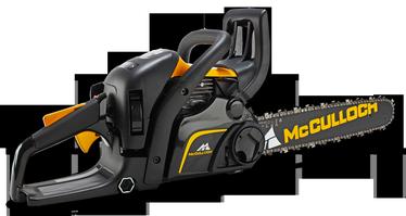 Benzīna zāģis McCulloch CS 410 Elite 1,6kW