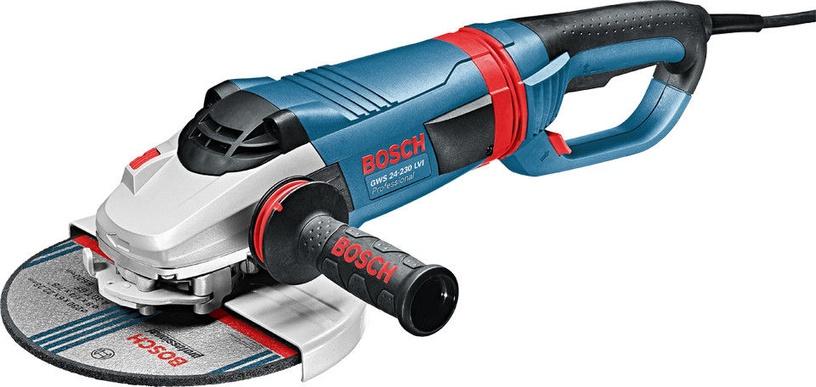 Bosch GWS 24-230 LVI Angle Grinder