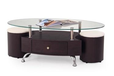 Журнальный столик Halmar Stella Venge, 1200x650x440 мм