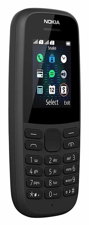 Nokia 105 2019 Dual Black
