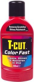 CarPlan T-Cut Color Fast Paintwork Restorer Red 500ml